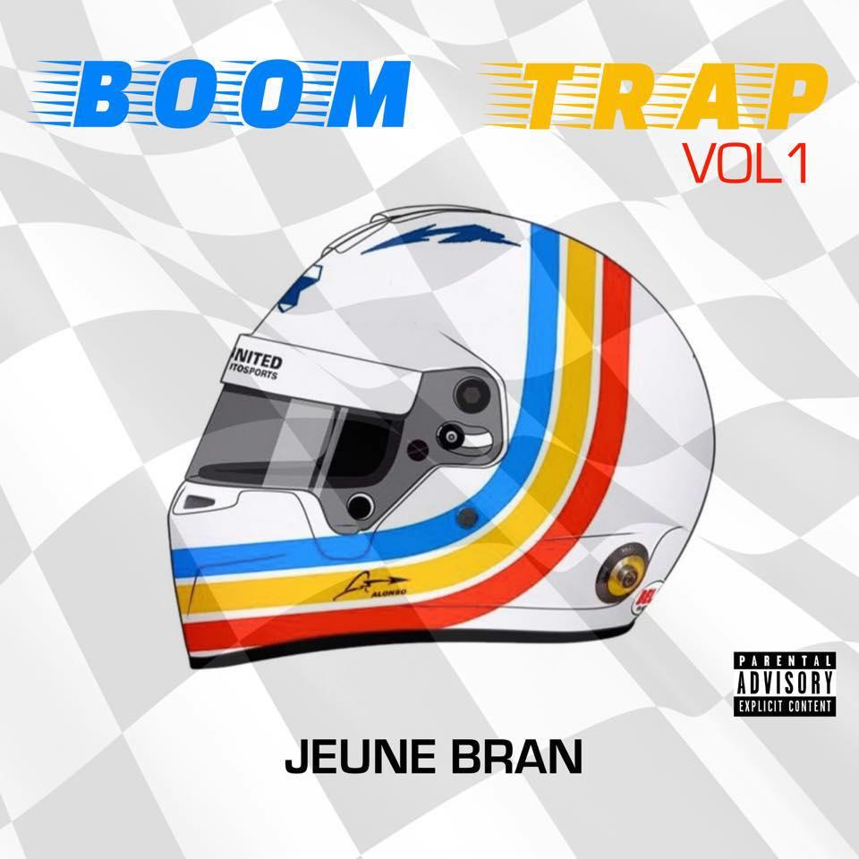 Jeune Bran boom trap volume 1